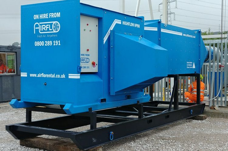National mining infrastructure project for United Utilities
